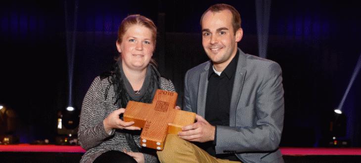 Christoph Frei sopra Best of Swiss Gastro Award