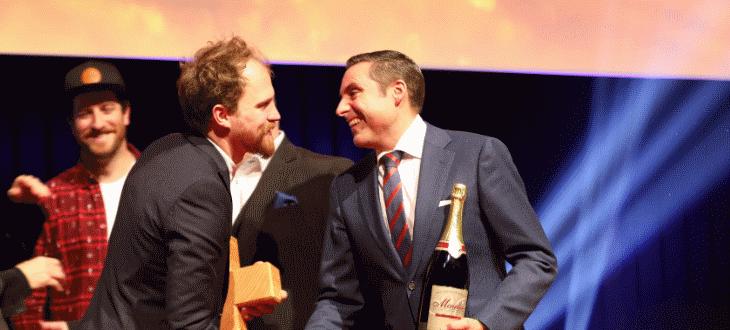 Tobias Wolf sopra Best of Swiss Gastro Award