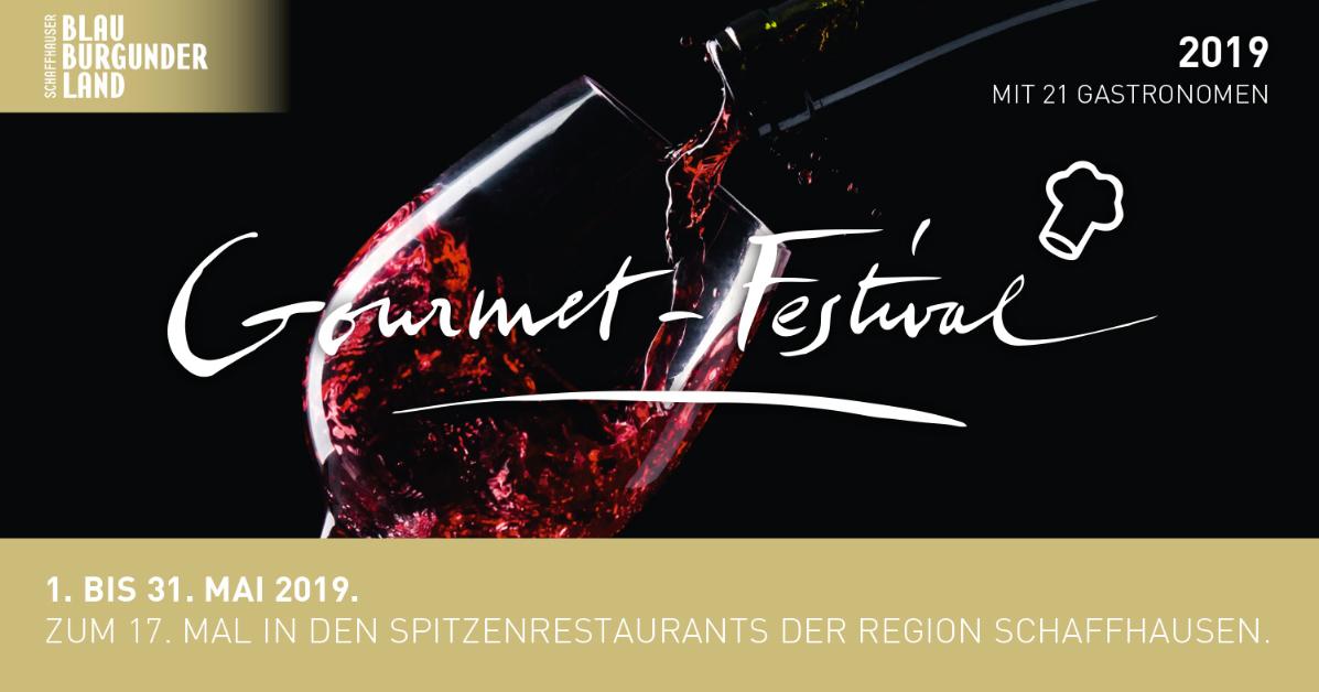 Gourmet-Festival 01.-31.05.2019 in der Beckenburg