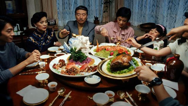 Chinesisches Film Dinner