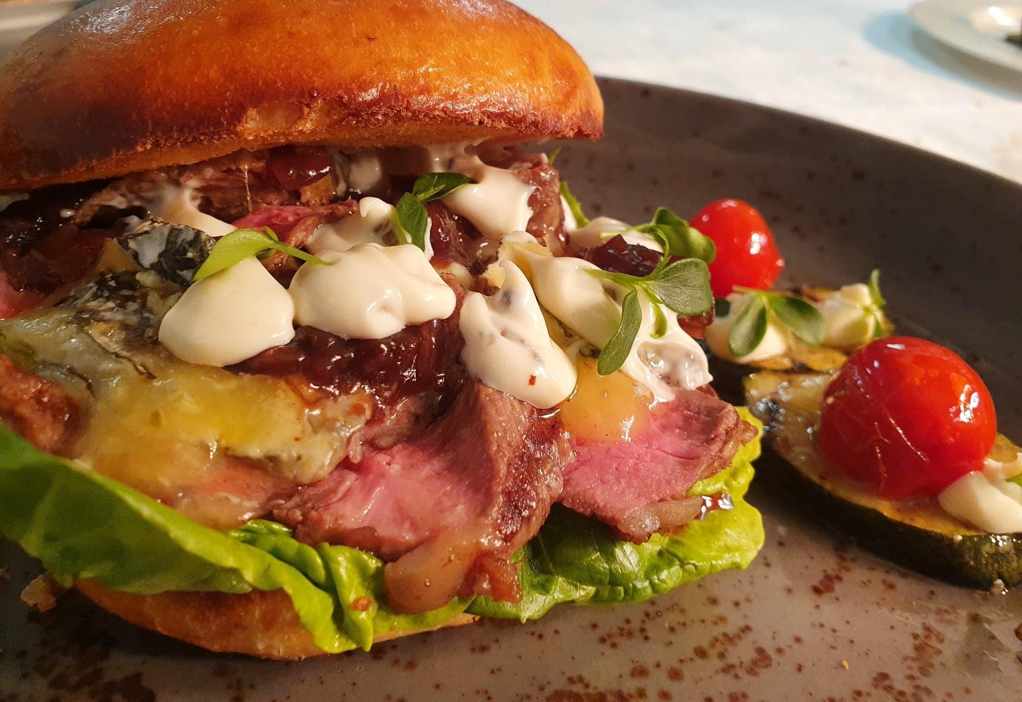 Gourmet-Burger - die ganz Besonderen!