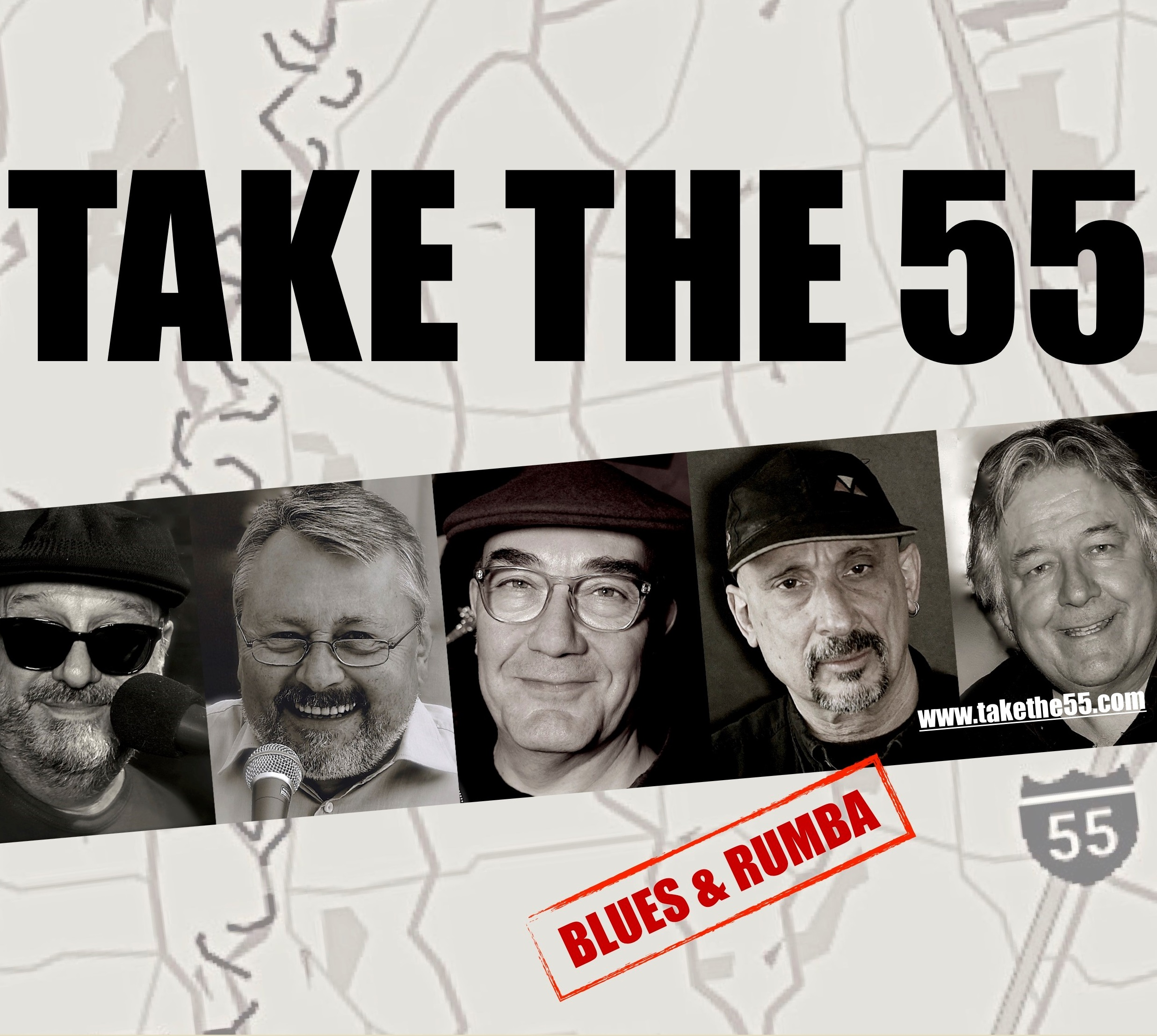 TAKE THE 55 - LIVE KONZERT