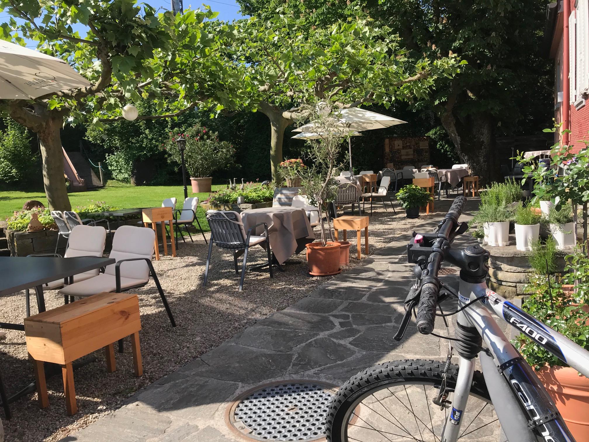 Am Auffahrts- und Pfingstwochenende ist der Wartegg Garten Nachmittags geöffnet