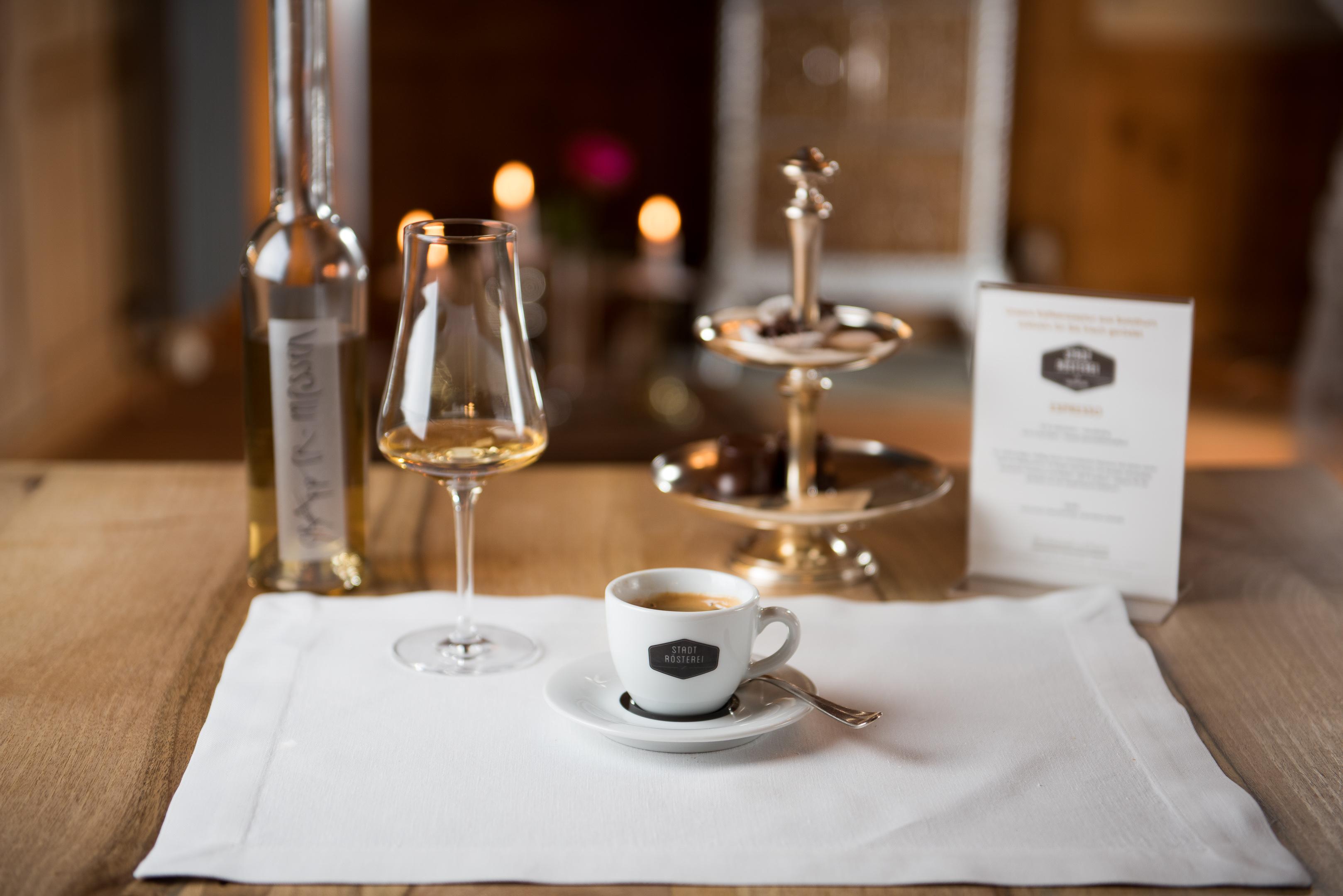 Unser Kaffee mit eingener Rezeptur!