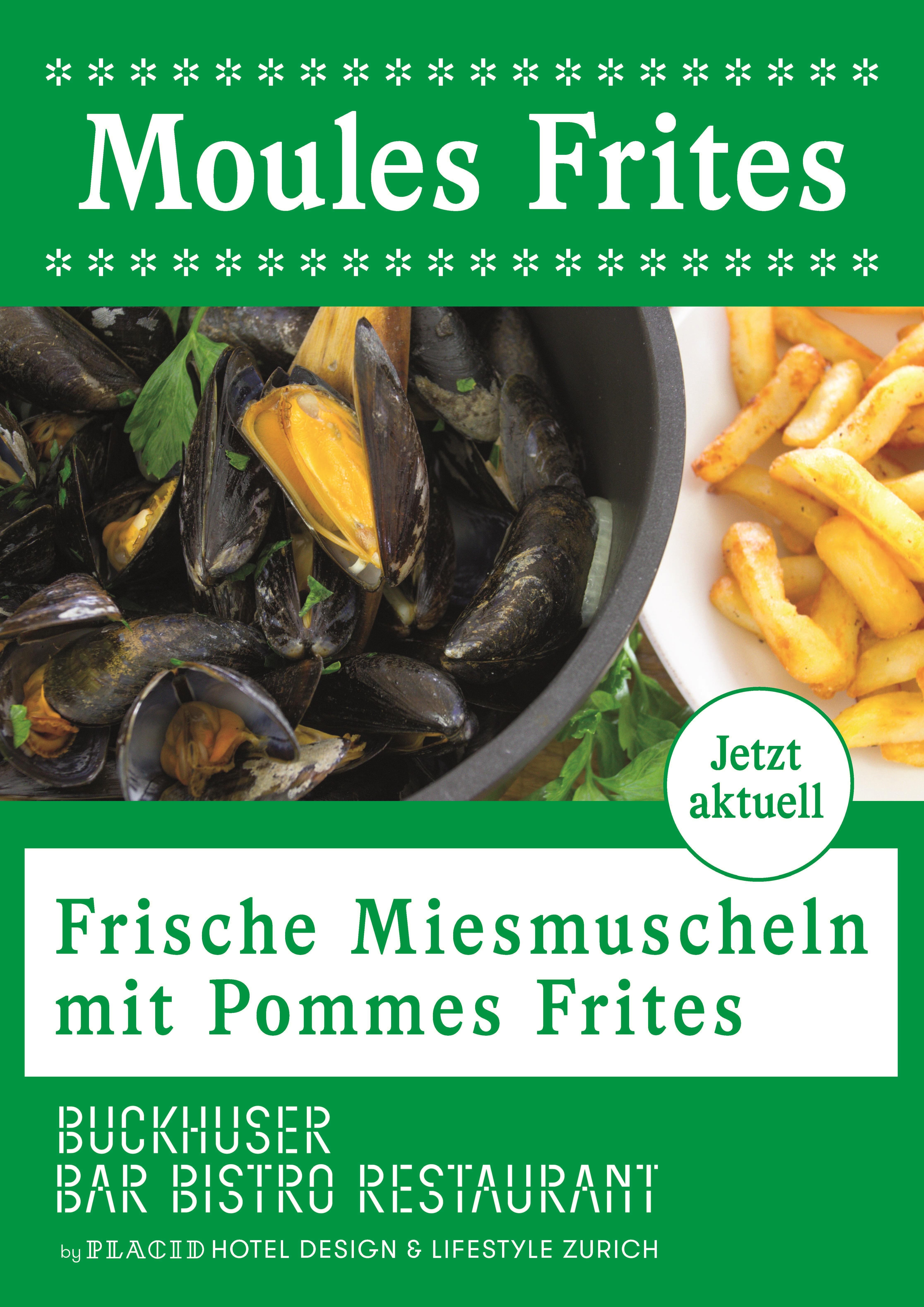 Moules et Frites