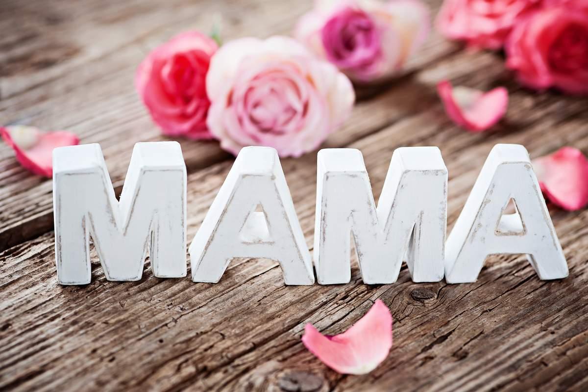 Faltenfreie - Überraschung für Ihre Mutter