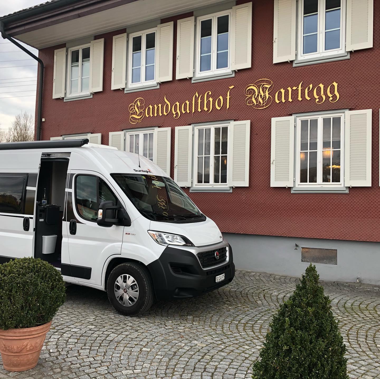 WOHNMOBIL-DINNER UND TAKE AWAY - AUCH FÜR GÄSTE OHNE ZERTIFIKAT