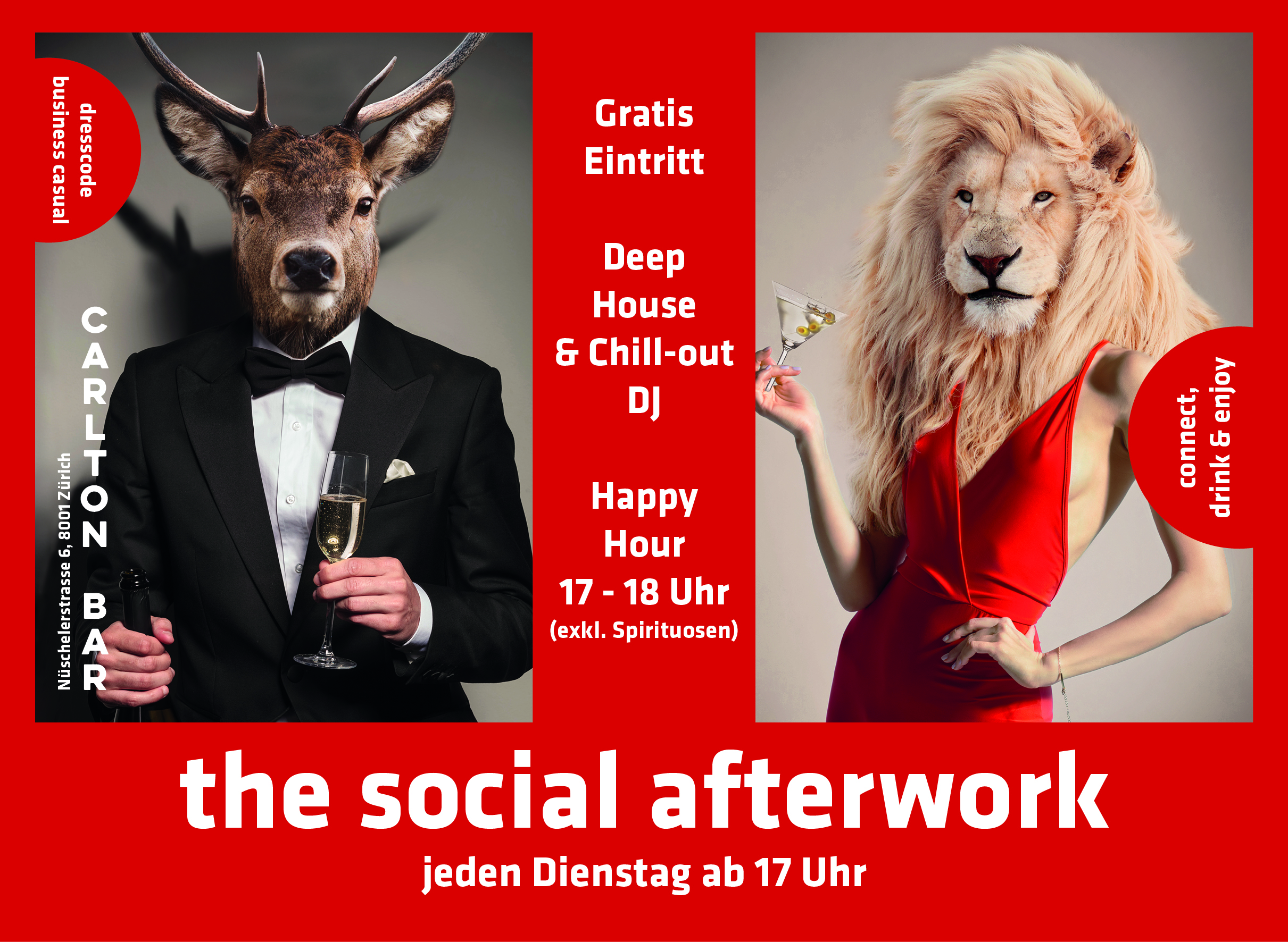 THE SOCIAL AFTERWORK